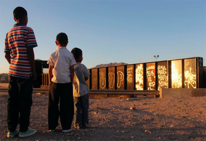 Desde 2014 no había tantos migrantes menores como en 2019