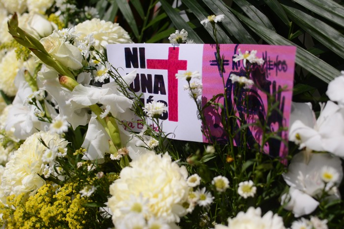 Rufina fue apedreada hasta la muerte en Zoquitlán