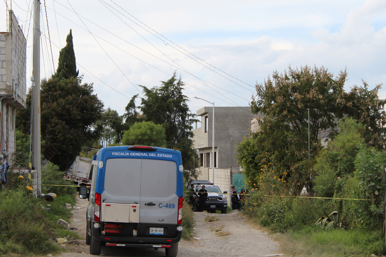 Localizan cuarto cadáver del día en Puebla, ahora en Castillotla