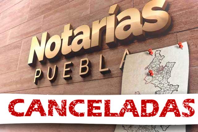 Notarías se entregaron sin decreto del gobernador: Consejero Jurídico