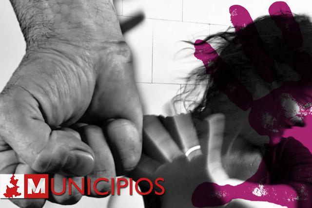 El cocinas, da brutal golpiza a su mamá en Huauchinango