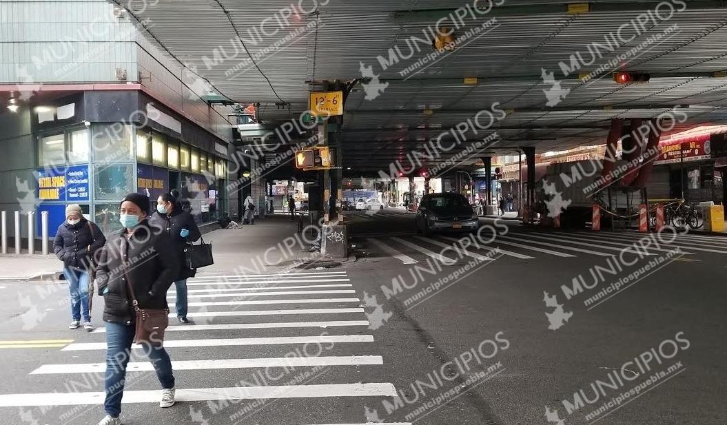 Coronavirus: El desolador panorama de los poblanos en NY que afecta a la Mixteca Poblana