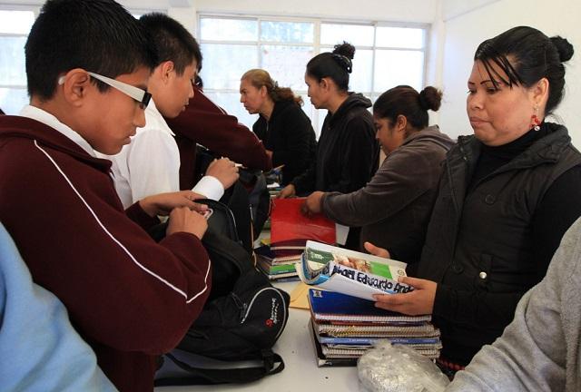 Descarta CORDE 18 operación mochila en escuelas de Texmelucan