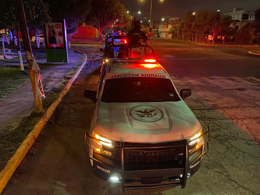 Ojo: ponen en marcha filtros de seguridad en San Andrés Cholula