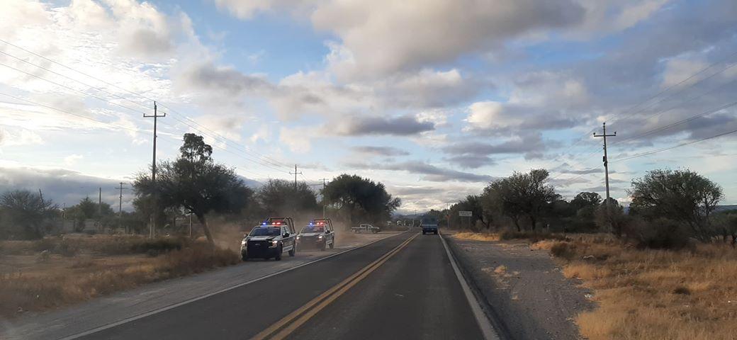 Guardia Nacional y 3 municipios cuidan carretera de Tecamachalco