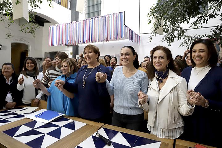 Denunciarán panistas a Genoveva Huerta por violencia política