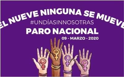 Puebla se une al paro nacional Un día sin mujeres del 9 de marzo