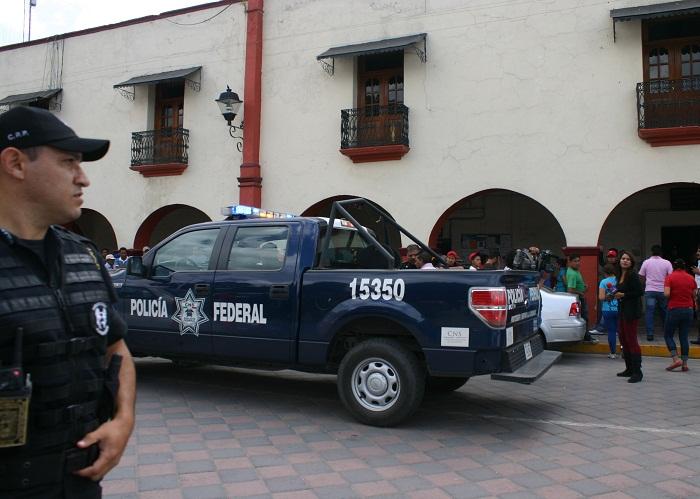 Retiran del penal de Huejotzingo a familiares de El Loco Téllez