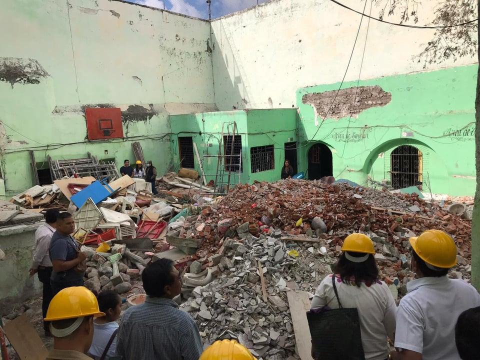 Ejercerá Izúcar 12.1 mdp en reconstrucción de edificios públicos