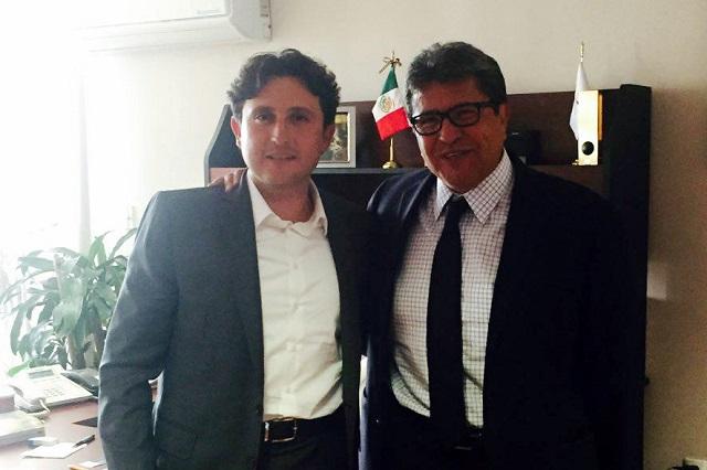 San Pedro Cholula y delegación Cuauhtémoc fortalecen lazos