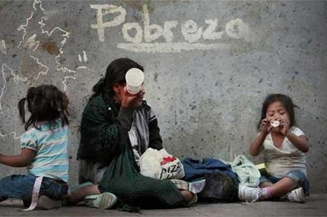 En la pobreza y la delincuencia, 50 colonias de la capital