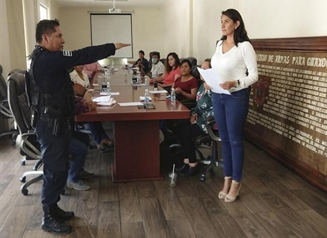Nombran a nuevo titular de seguridad en Huejotzingo
