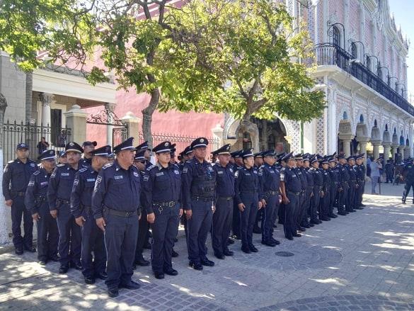 Reclutarán y becarán a 60 nuevos policías en Tehuacán
