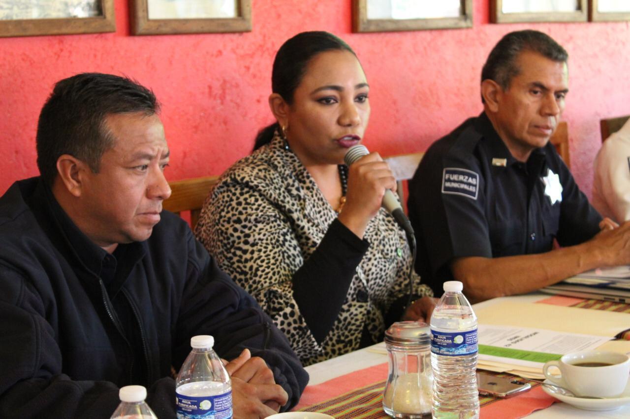 Dan seguridad social a policías de Amozoc