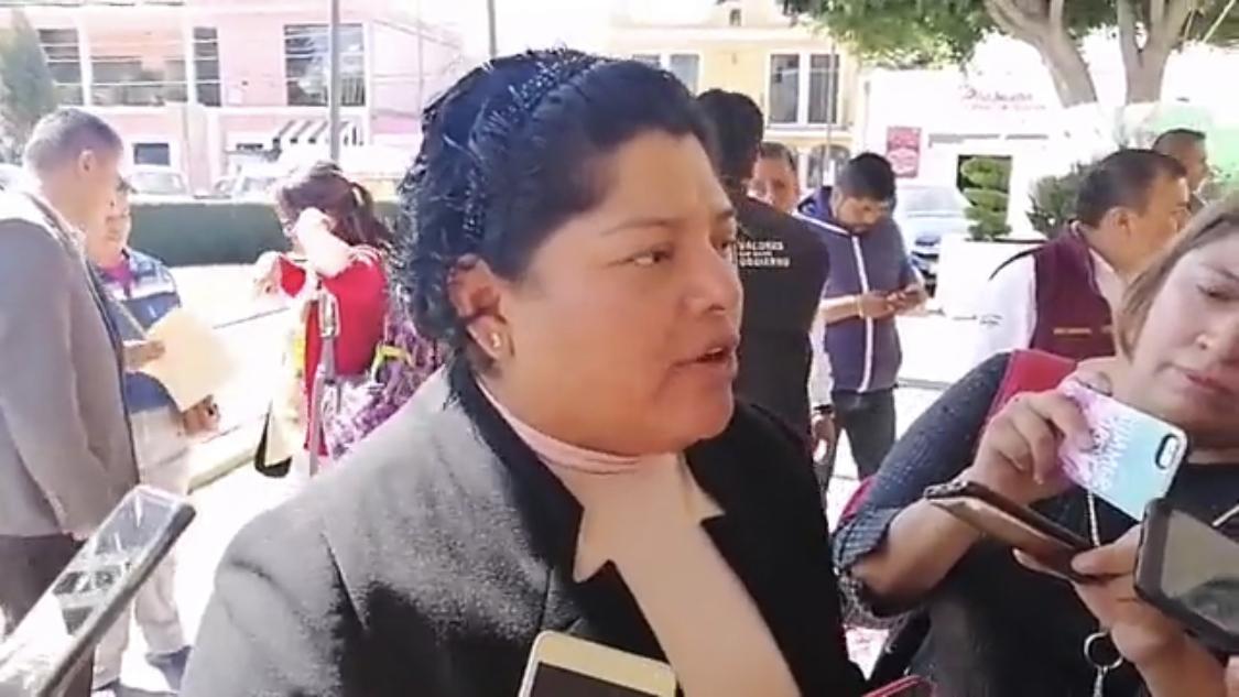 Pérez Popoca se solidariza con estudiantes de la BUAP y UPAEP