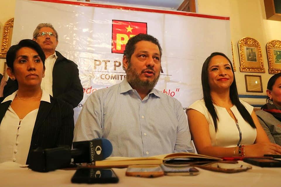 PT impugnará resoluciones electorales de Tepeojuma y Ahuazotepec
