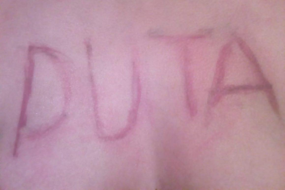 En Huauchinango, violador tatuó pecho de Yanelli con la punta de una navaja