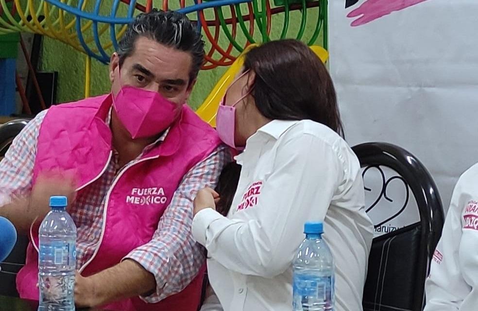 Candidato de Fuerza por México a edil de Huauchinango podría ser sustituido