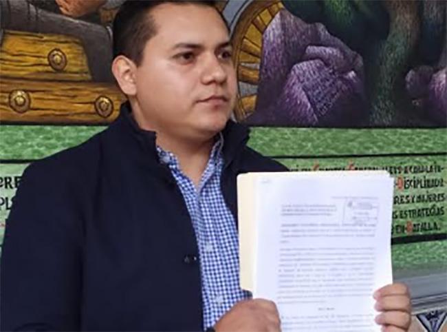 Denuncia regidor acoso en el ayuntamiento de Tehuacán