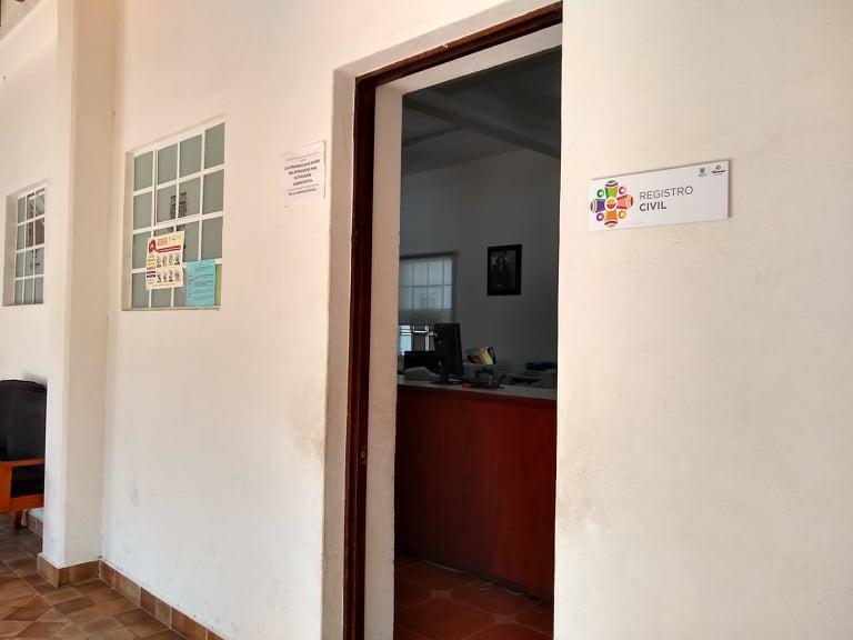 Con juez itinerante, reabrirán Registro Civil de Tehuacán