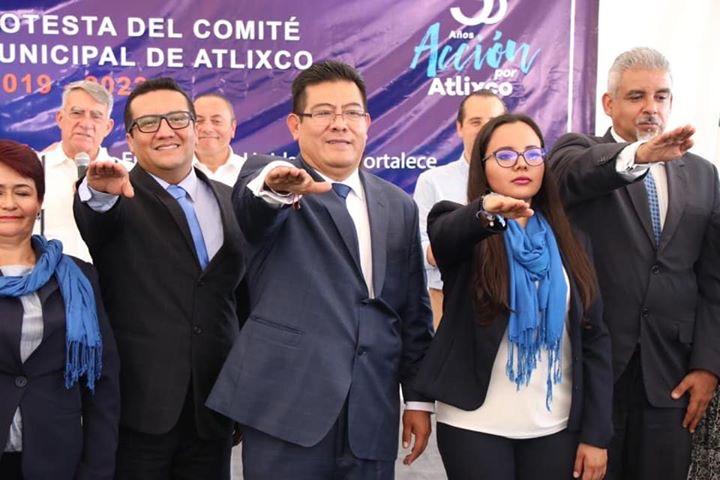 Renuncian en cascada integrantes del Comité del PAN en Atlixco