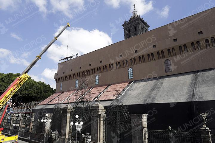 Este sábado abre sus puertas la réplica de la Capilla Sixtina en Puebla