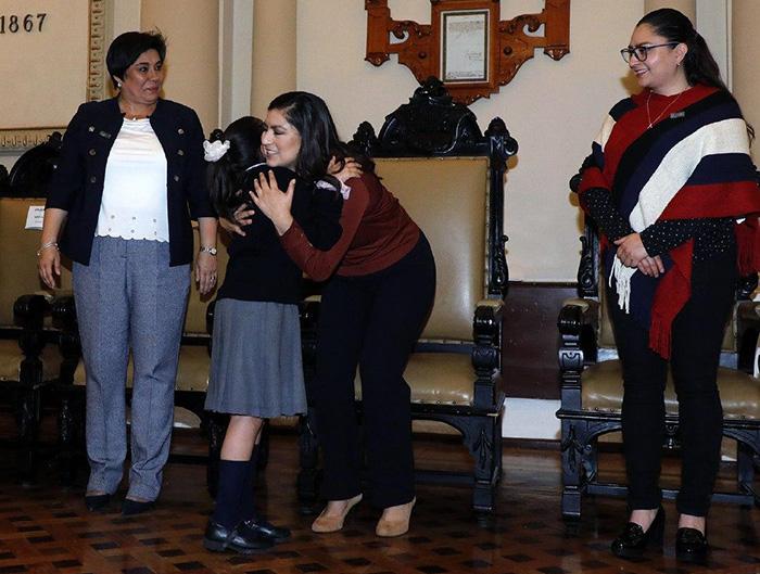 Crean la Red de Niños y Jóvenes contra la violencia escolar en Puebla