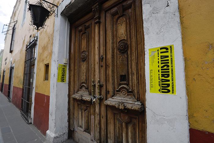 FGE detiene a saqueadores del ex hospital de San Roque