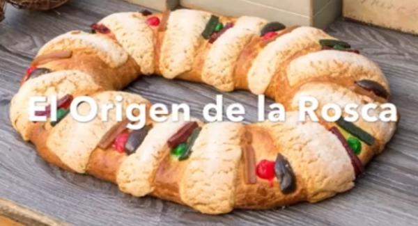 VIDEO Este es el origen de la Rosca de Reyes
