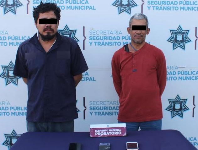 Gustavo y Adolfo robaron a usuarios de la ruta Bulevares