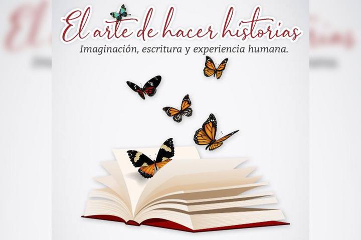 El arte de hacer historias; en San Andrés Cholula