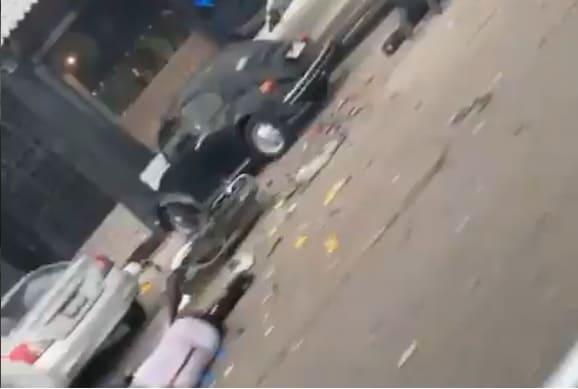 La violencia mexicana