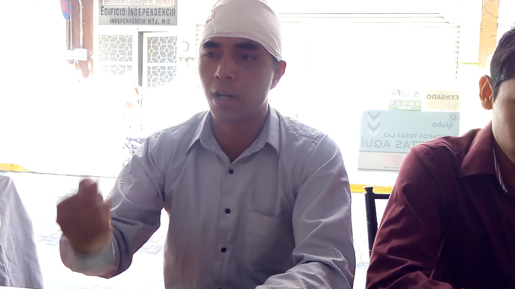 Vecinos de Tlalancaleca denuncian a policías de Ixtacuixtla por lesiones y plagio