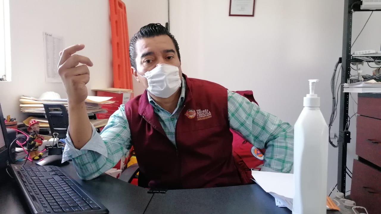 Protección Civil y Bomberos trabajará sin descanso en San Andrés