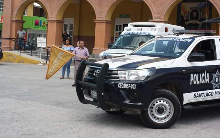 Buscará Miahuatlán 50% más presupuesto para seguridad en 2020