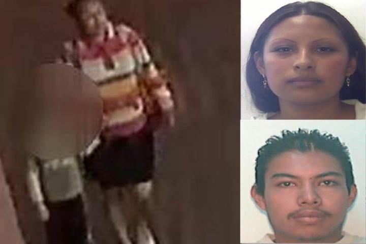 Mario Alberto y Giovana confiesan a su tía que violaron y mataron a Fátima