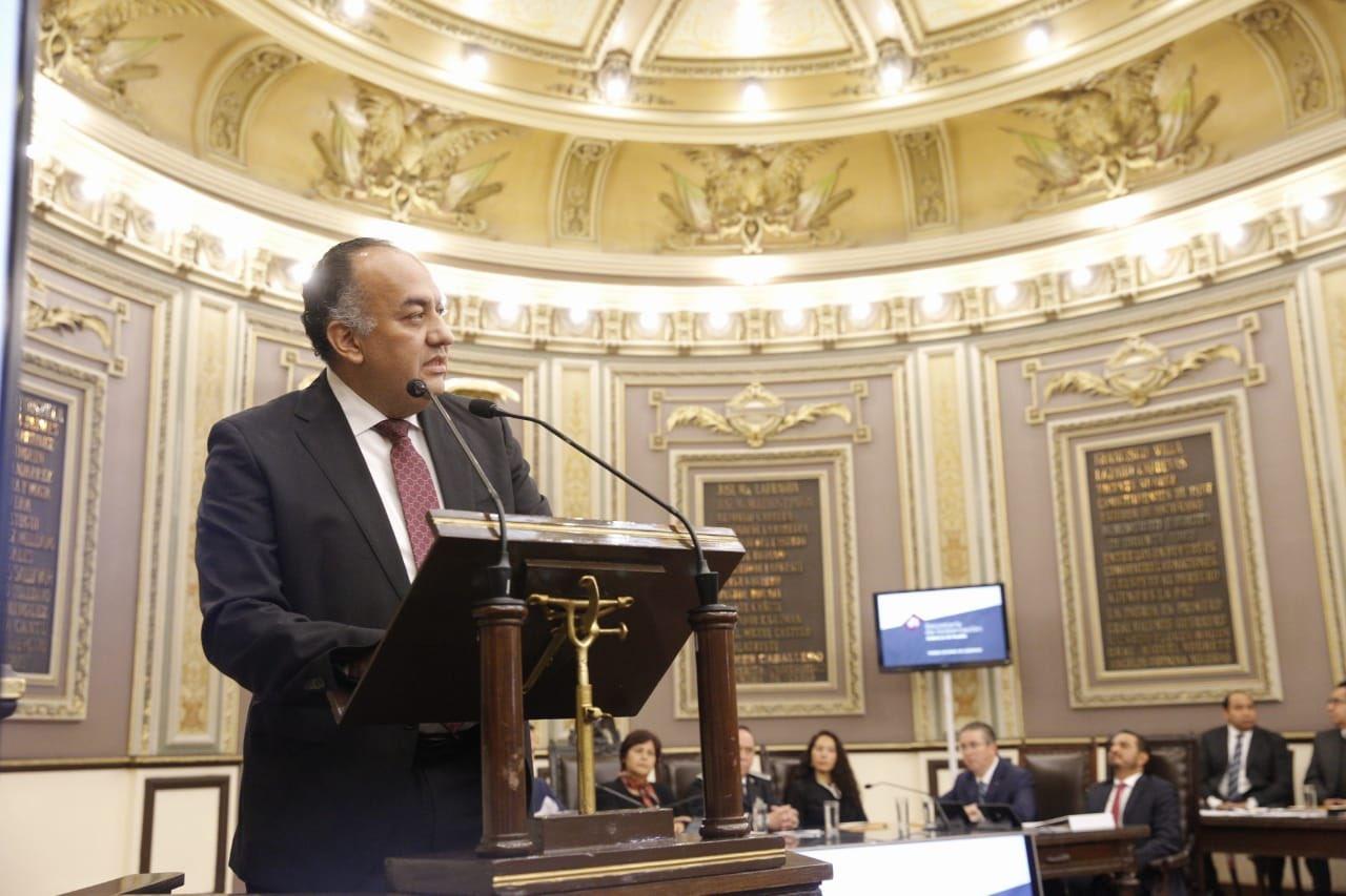 EN VIVO Comparece secretario de Gobernación ante diputados locales
