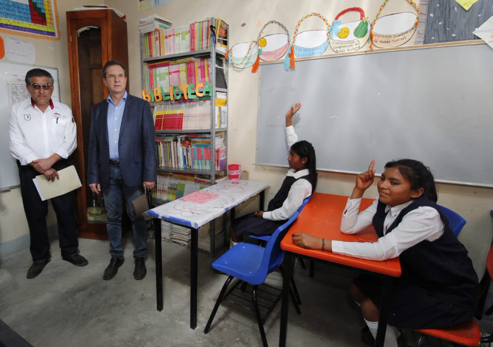 Vuelven a la escuela 25 millones de alumnos de primaria