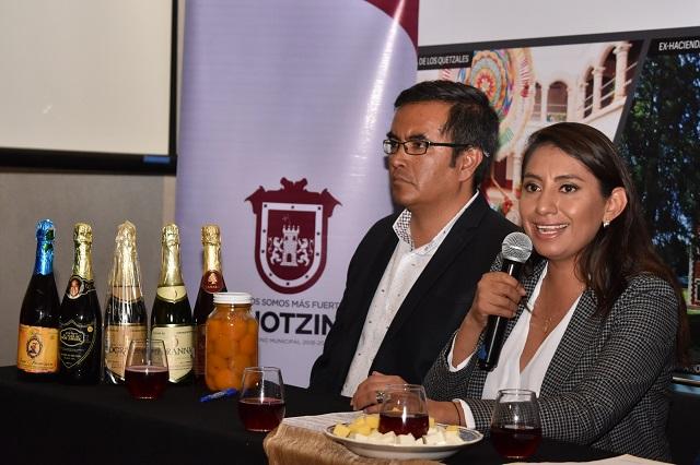 Invitan a la Feria de la Sidra en Huejotzingo