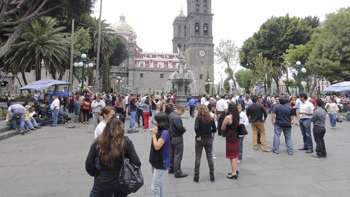 Tiembla en Veracruz y se siente en Puebla