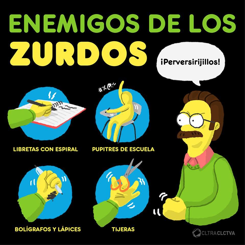 Día Internacional de los Zurdos; Datos curiosos | Municipios Puebla | Noticias del estado de Puebla