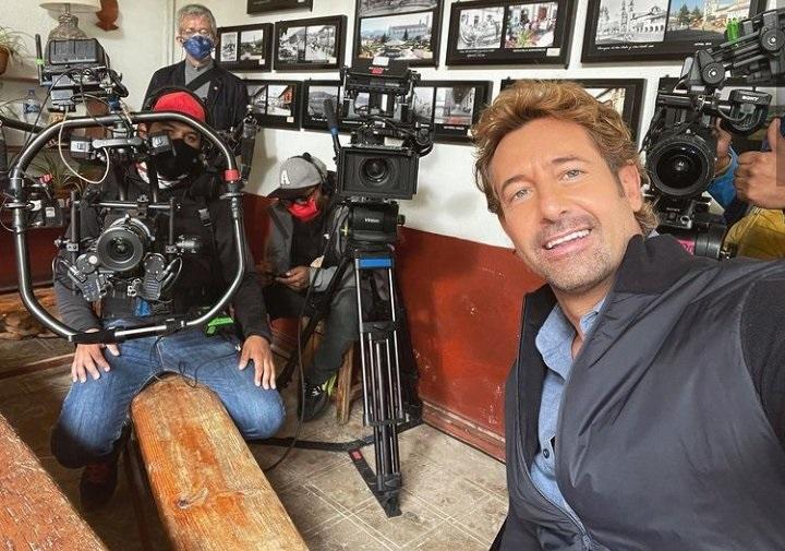Inicia en Zacatlán grabación de telenovela de Gabriel Soto