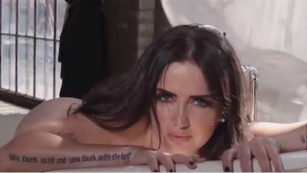 Foto tomada del video
