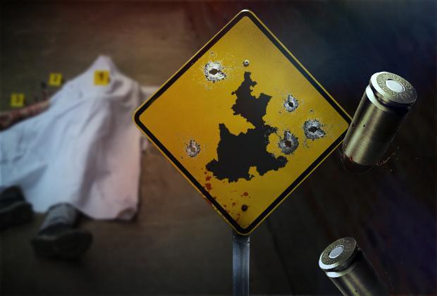 Tres muertos por asalto en Puebla y la zona conurbada en solo 72 horas