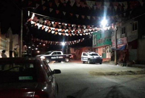 Matan en asalto a dos jóvenes en Amozoc