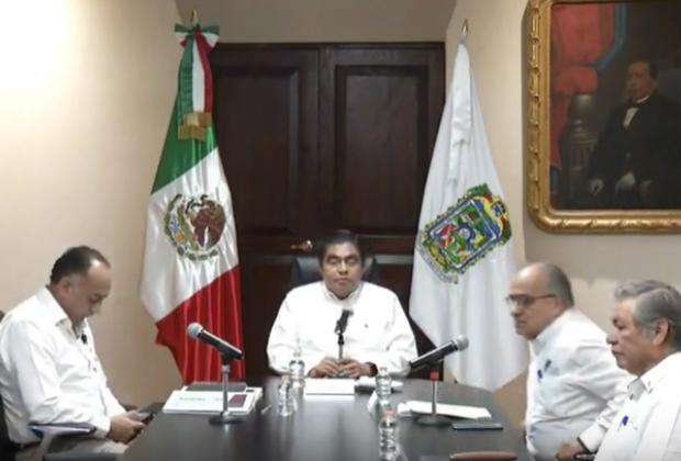 VIDEO Son 113 casos de COVID19 en Puebla; mueren dos más en NY