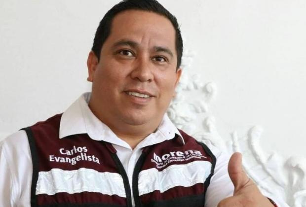 Evangelista Aniceto es el nuevo delegado de Morena en Puebla