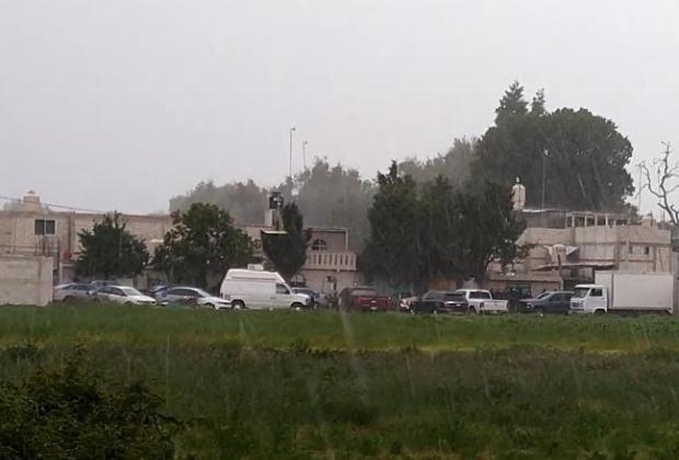 Guardia Nacional y FGE catean inmuebles donde operaba el Loco Téllez en Texmelucan