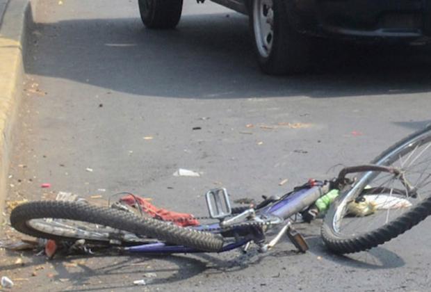 Al ir en bicicleta, autobús de RUTA atropella y mata a Diego de 7 años
