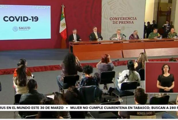 VIDEO Aumenta a 1094 casos de coronavirus en México; hay 28 defunciones